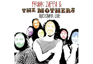 Frank Zappa & The Mothers Of Invention Zippers - Mudshark Live (180 Gr.Lp) - (Vinyl)