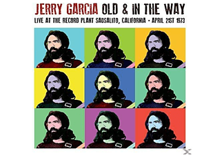 Jerry Garcia - Old & In The Way-Live At The Record Plant Sausal - (Vinyl)