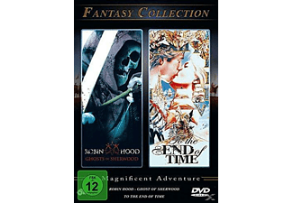 Fantasy Collection: Robin Hood - Ghosts of Sherwood/ To the Ends of Time [DVD]