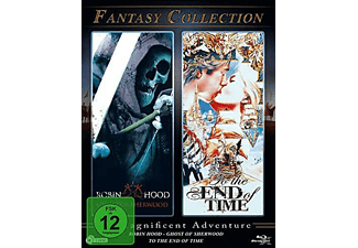 Fantasy Collection: Robin Hood - Ghosts of Sherwood 3D/ To the Ends of Time - (3D Blu-ray)