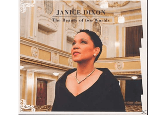Janice Dixon & Ulrich Eisenlohr - The Beauty Of Two Worlds [CD]