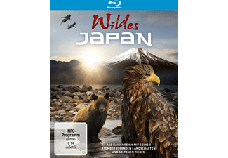 Wildes Japan - (Blu-ray)