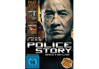Jackie Chan - Police Story Box [DVD]