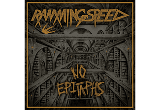 Ramming Speed - No Epitaphs [CD]