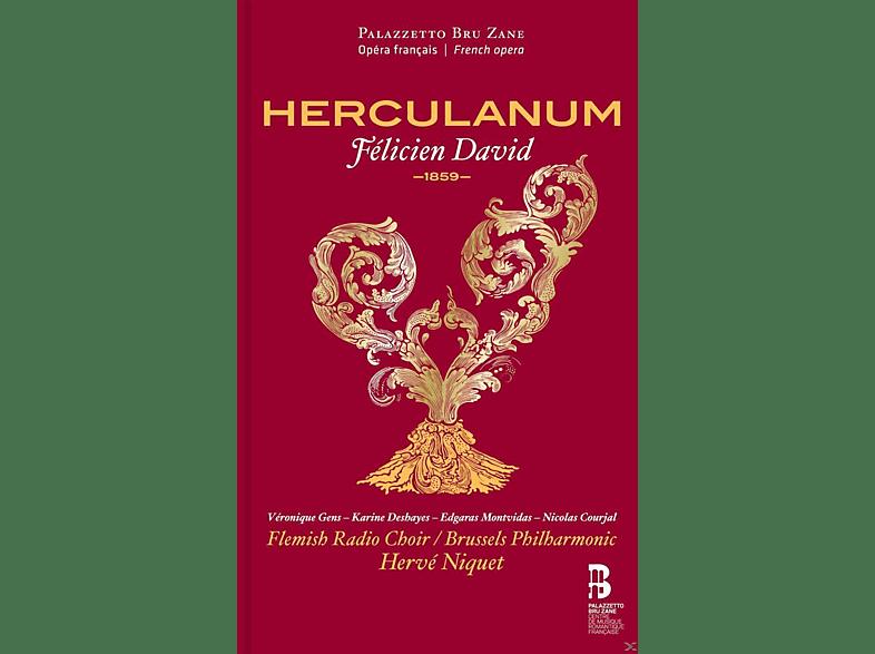 Hervé Niquet Flemish-Radio-Choir---Brussels-Philharmonic---Herv%C3%A9-Niquet---Herculanum-%282-Cd-Buch%29