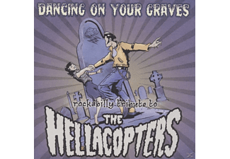 Hellacopters Rockabilly Tribute - Dancing On Your Graves - (CD)