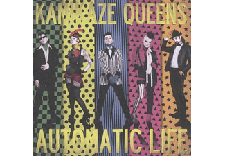 Kamikaze Queens - Automatic Life - (CD)