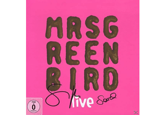 Mrs. Greenbird - Mrs.Greenbird-Live [CD]