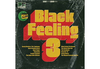 VARIOUS - Black Feeling Vol.3 [CD]
