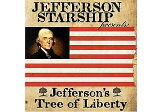 Jefferson Starship - Jeffersons Tree Of Liberty - (CD)
