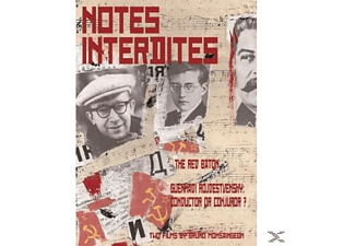 - Notes Interdites - The Red Baton/Gennadi Rozhdestvensky: Conductor or Conjuror? - (DVD)