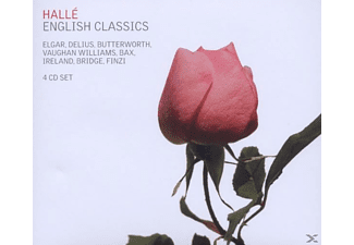 The Halle Orchestra, Mark Elder - English Classics - (CD)
