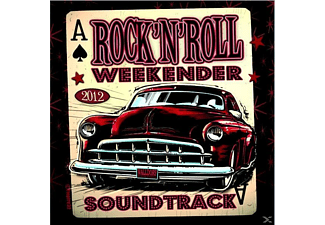 VARIOUS - Walldorf Rock'n'roll Weekender 2012 - (CD)