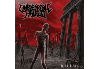 Unbreakable Hatred - Ruins - (CD)