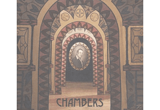 Chilly Gonzales - Chambers (Poster Edition) - (LP + Bonus-CD)