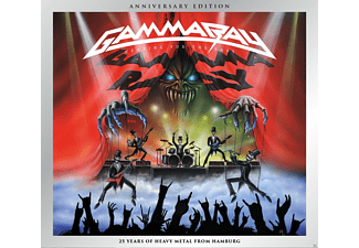 Gamma Ray - Heading for the East - Anniversary Edition (CD)