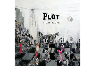 The Plot - Tightrope - (CD)