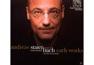 Andreas Staier - J.S. Bach: Early Works - (CD)
