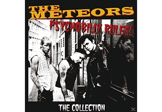 The Meteors - PSYCHOBILLY RULES-THE COLLECTION - (Vinyl)