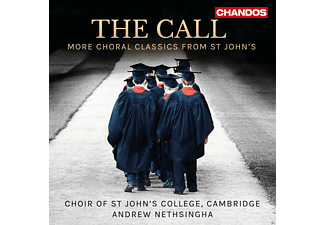 Choir Of St. John's College - The Call-Chorwerke - (CD)