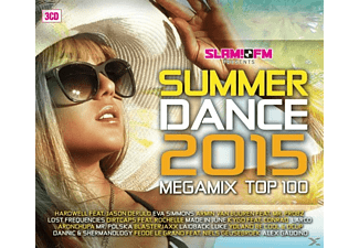 Various - Summerdance 2015 Megamix Top 100 | CD
