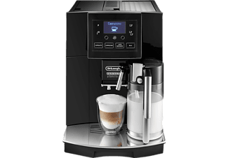 delonghi kaffeevollautomat esam 5556 b kegelmahlwerk mediamarkt. Black Bedroom Furniture Sets. Home Design Ideas