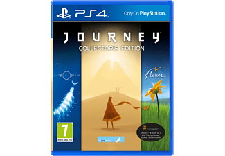 Journey - Collectors Edition PS4