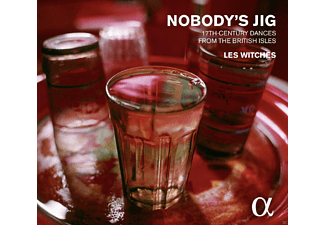 Les Witches - Nobody's Jig [CD]