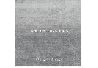 Land Observations - The Grand Tour (Lp+Mp3) - (LP + Download)