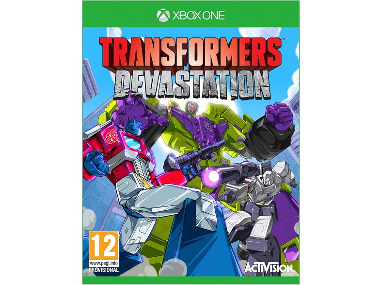 Transformers Devastation Xbox One gaming games xbox one games