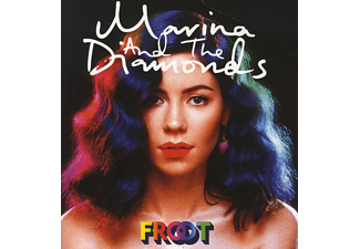 Marina And The Diamonds - Froot - (Vinyl)