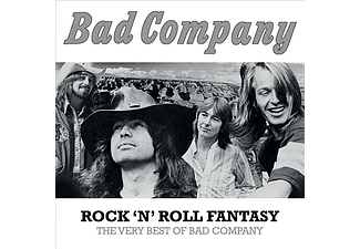 Bad Company - Rock 'N' Roll Fantasy - The Very Best of Bad Company (CD)