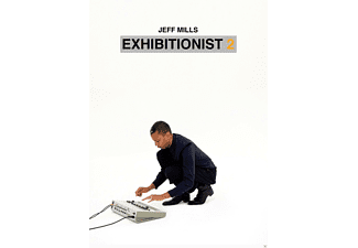 Jeff Mills - Exhibitionist 2 (2xdvd+Cd) - (DVD + CD)