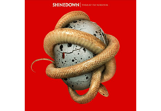 Shinedown - Threat to Survival (CD)