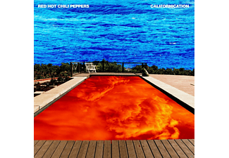 Red Hot Chili Peppers CALIFORNICATION Rock/Pop CD