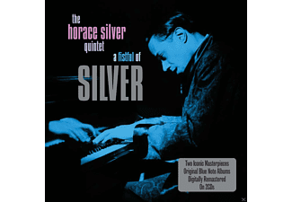 Horace Quintet Silver - A Fistfull Of Silver - (CD)