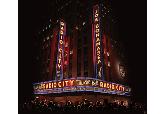 Joe Bonamassa - Live at Radio City Music Hall (2lp 180 Gr.+Mp3) - (LP + Download)