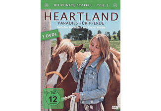 Heartland - Staffel 5.2 - (DVD)