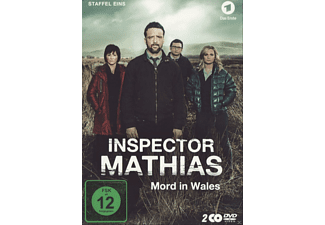 Inspector Mathias - Mord in Wales. Staffel 1 [DVD]