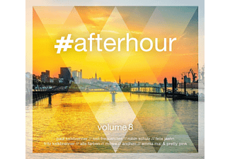 Various - #Afterhour - Vol.8 - (CD)