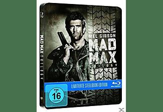 Mad Max Trilogie (Exklusive Steelbook Edition) - (Blu-ray)