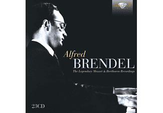 Alfred Brendel - The Legendary Mozart & Beethoven Recordings - (CD)