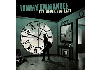 Tommy Emmanuel - It's Never Too Late (Lp) [Vinyl]