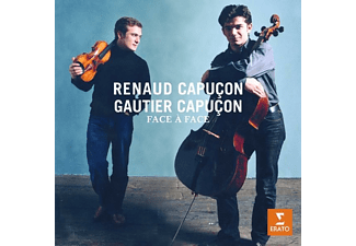 CAPUCON,RENAUD & CAPUCON,GAUTIER - Face A Face  Works For Violin & Ce - (CD)