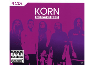 Korn - The Box Set Series [CD]