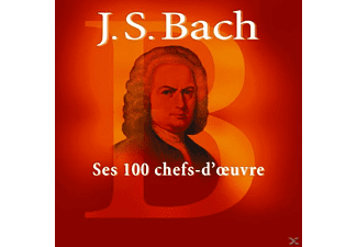 VARIOUS - Ses 100 Chefs-D'oeuvres - (CD)