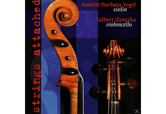 Anette-barbara Vogel - Strings Attached - (CD)