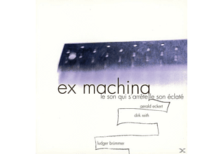 Gerald Eckert - Ex Machina Vol.1 - (CD)