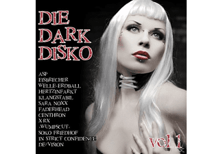 VARIOUS - Die Dark Disko 01 [CD]