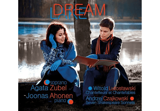Agata Zubel, Joonas Ahonen - Dream Lake - (CD)